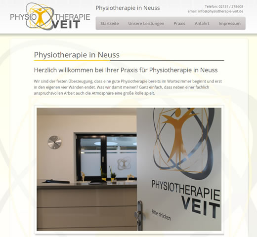 Physiotherapie Veit in Neuss